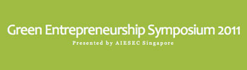 AIESEC Green Entreprenurship Symposium II